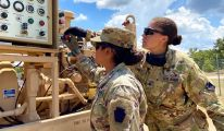 28th ECAB Refueling Operations at Fort Hood During Mobilization